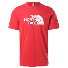 The North Face Easy Men's T-shirt Rococco Red Lowest Price