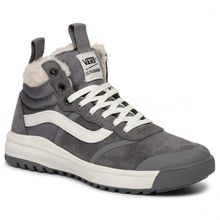 Vans Ultrarange Hi Dl Mte Sherpa Quiet Shade Women's Shoes Lowest Price