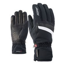Ziener Katara Gtx Pr Women's Ski Glove Black White Lowest Price