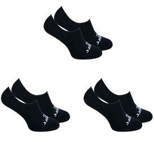 O'neill Footie Women's Invisible Sock Black 3-pack Lowest Price