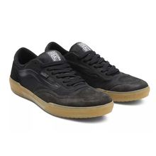 Vans Ave Pro Black/Gum Men's Shoes Lowest Price