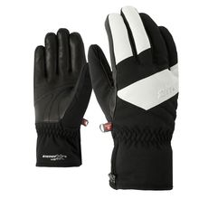 Ziener Kate As Women's Ski Glove Black White Lowest Price