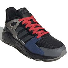Adidas Crazychaos Man's Running Shoes Black Grey Lowest Price