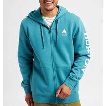 Burton Elite Full-Zip Hoodie Brittany Blue Man's Sweatshirt Lowest Price