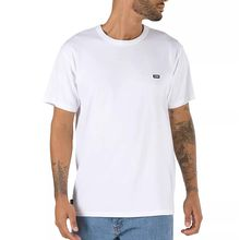 Vans Off The Wall Classic Tee White Men's T-Shirts Lowest Price