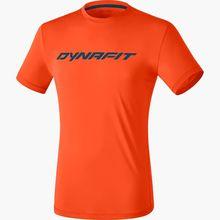 Dynafit Traverse 2 M Tee Dawn Orange Pánske Fonkčné Trička Trvalo Nízke Ceny