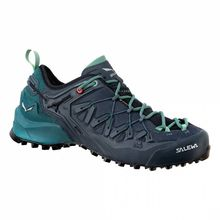 Salewa Ws Wildfire Edge Gtx Ombre Blue Atlantic Deep Hikking Shoes Lowest Price