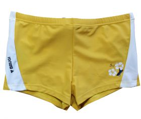 Brugi JI1X Junior Boy Swimsuit Yellow Lowest Price