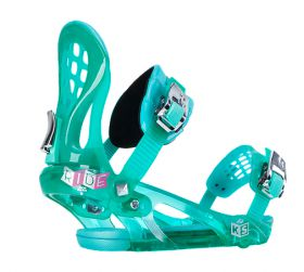 Ride Ks Women's Freestyle Binding Aqua Lowest Price