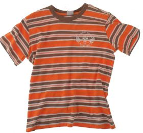 Brugi YD4K UTJ Kids T-shirt Orange