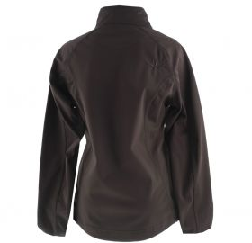 Rohnisch Score Black Womens Softshell Jacket Lowest Price