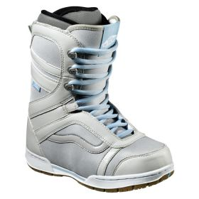 Vans Mantra Grey Blue Women's Snowboard Boots Lowest Price