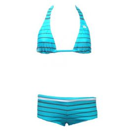 Billabong Pankow Tropic Girl's Swimwear Sea Blue Lowest Price