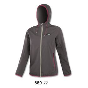 Brugi N222 Women's Softshell Jacket Grey Lowest Price