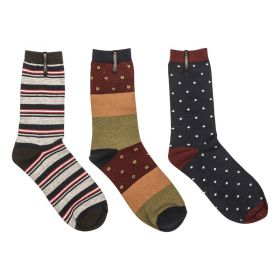 Billabong Boardroom Men's Socks 3 Pair Pack