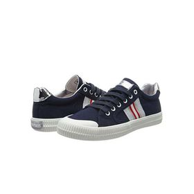 Replay Extra Navy Silver Women's Shoes Lowest Price