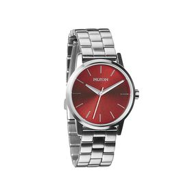 Nixon The Small Kensington Women's Watch Dark Red Lowest Price