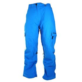 Ripzone 57872 Insulated Man's Snowboard Pant Blue Lowest Price
