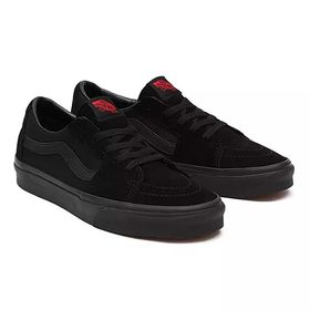 Vans Sk8-Low Black Black Men's Shoes Lowest Price