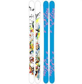 Line Shadow Women's Freeski Park Skis Lowest Price