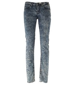 O'neill Betty Woman's Jeans Oily Blue Black Lowest Price