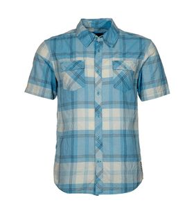 Billabong Spades Blue Men's Shirt Lowest Price