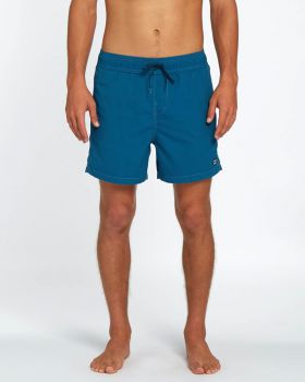 Billabong All Day Laybacks 16 Harbor Blue Kúpacie Šortky