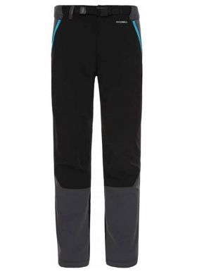 The North Face Diablo II Pant Tnf Black Acoustcb