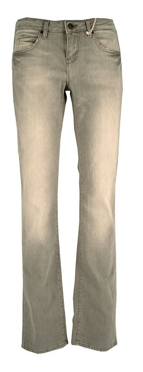 O'neill Mia Moonwash Grey Woman's Jeans Lowest Price